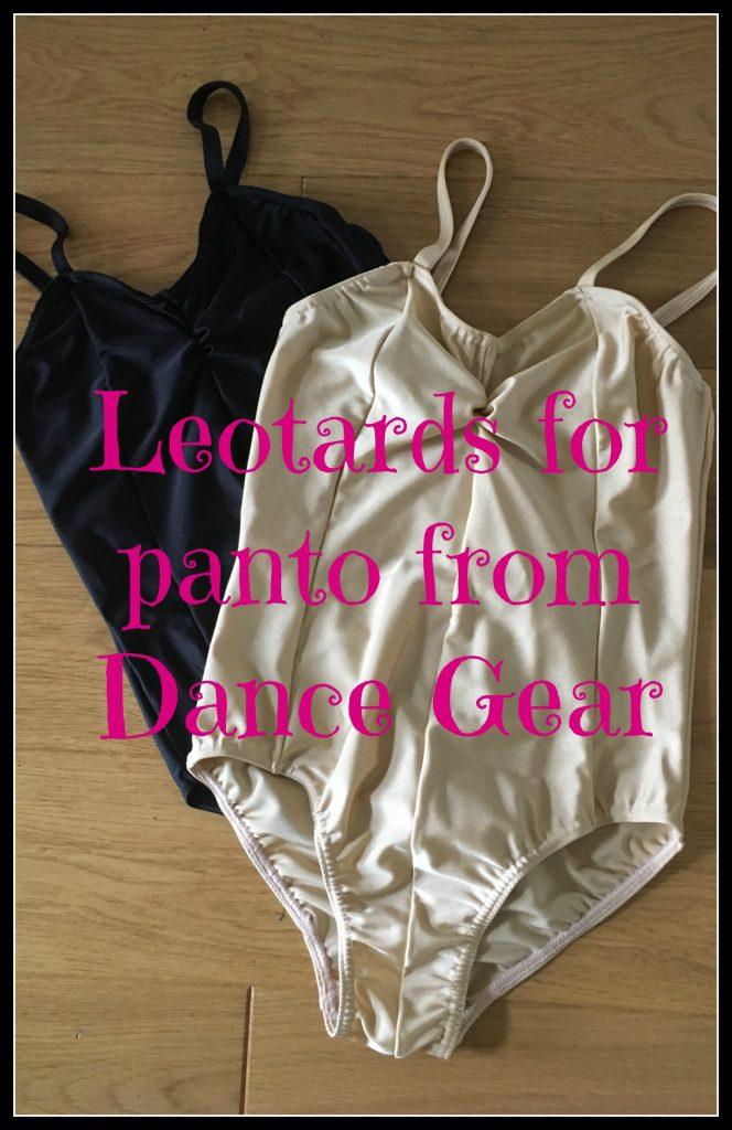 Leotards, Panto, Dance Gear, Review
