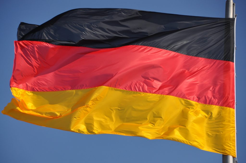 German exchange, Germany, German flag