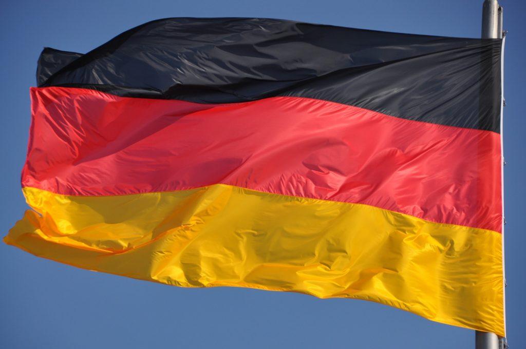 German exchange, Germany, German flag
