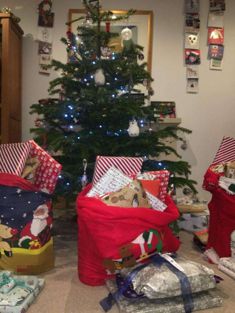 Christmas tree, Christmas day, Christmas presents, 365