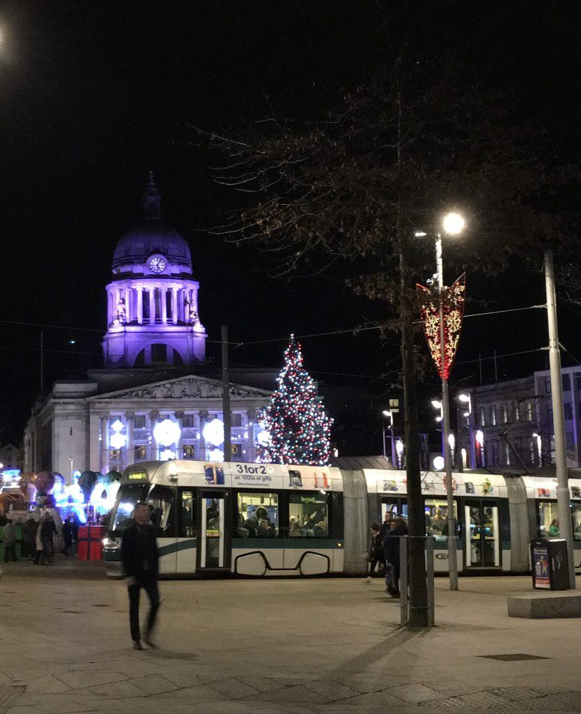 Nottingham Market Square, Nottingham, 365