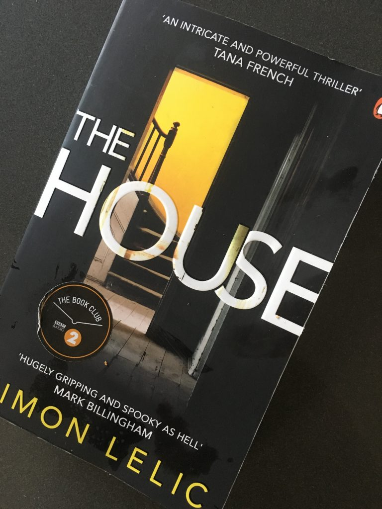 The House by Simon Lelic, Simon Lelic, Book review, The House