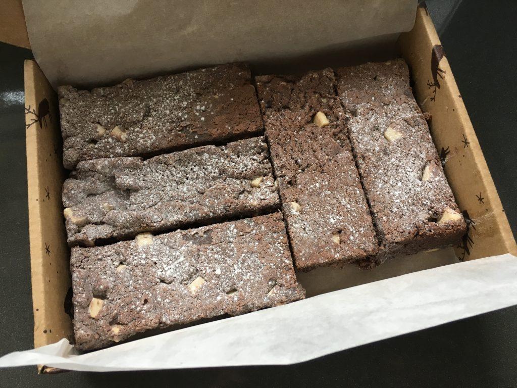 Chocolate brownies, Gift, Work, 365