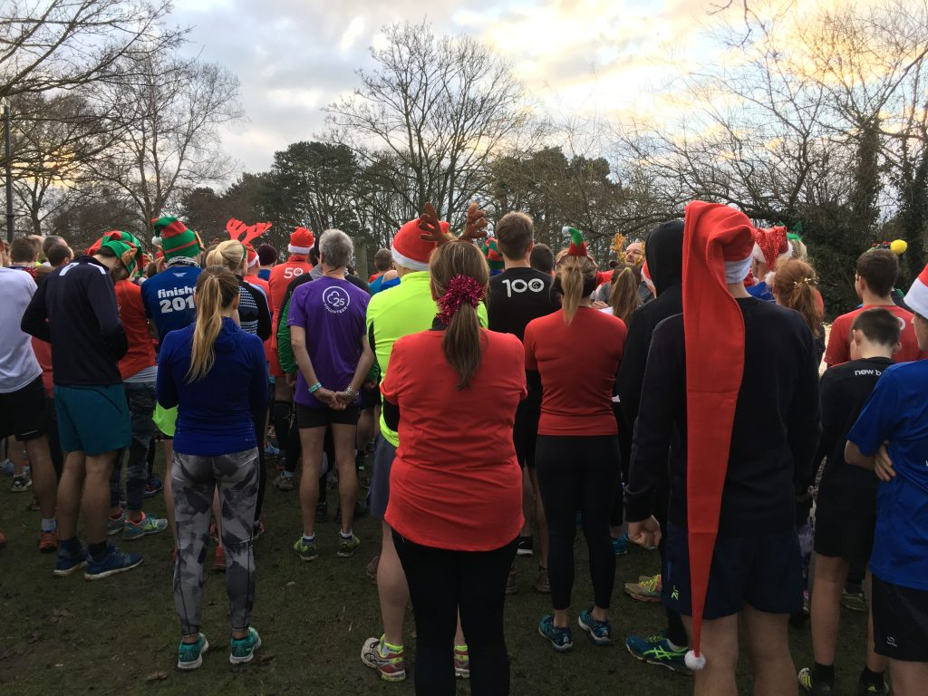 Parkrun, Christmas day Parkrun, 365