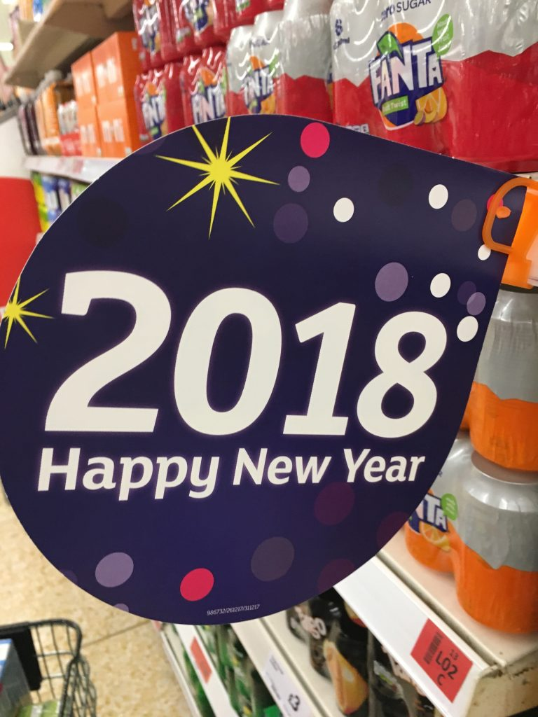 New Year, New Year's Eve, 365