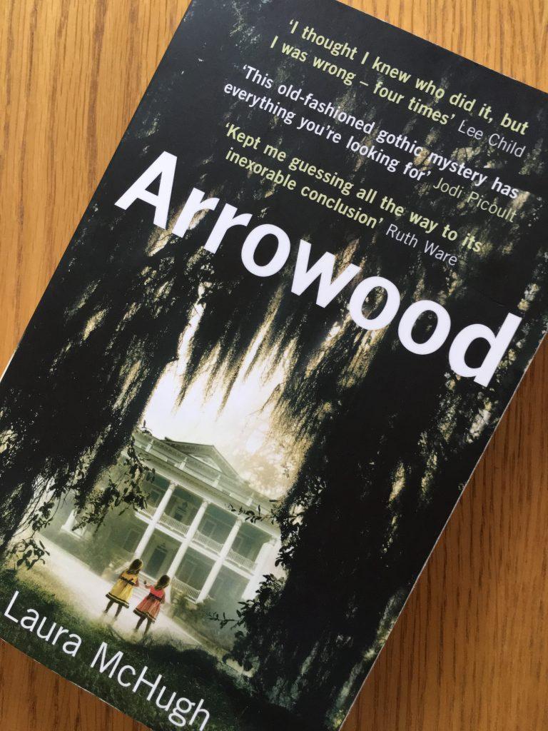 Arrowood, Laura McHugh, Arrowood by Laura McHugh, Book review