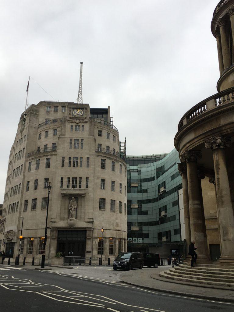 BBC, Broadcasting House, Radio 1, London, 365