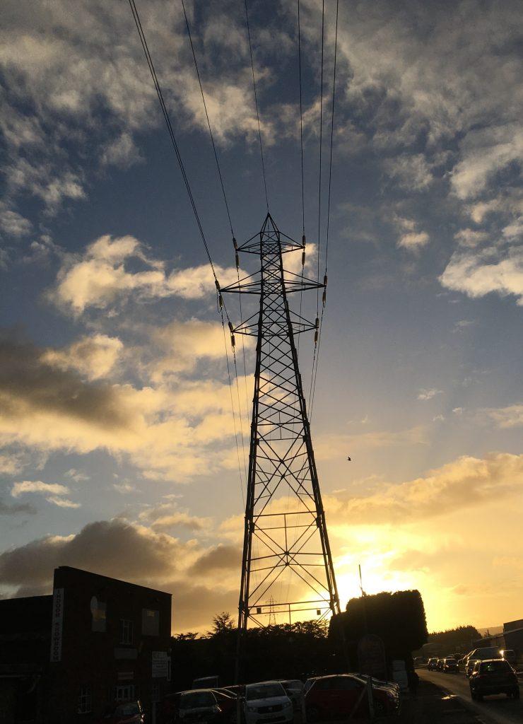 Pylon, Walking, 365