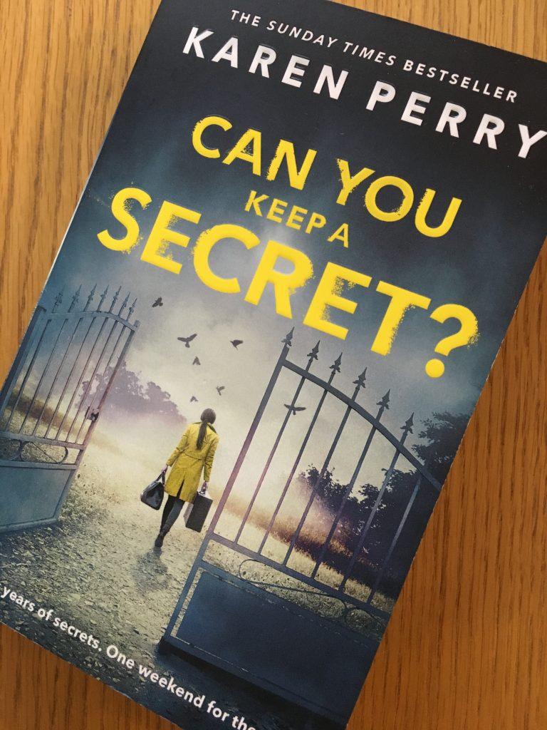 Can You Keep a Secret?, Can You Keep a Secret by Karen Perry, Karen Perry, Book review