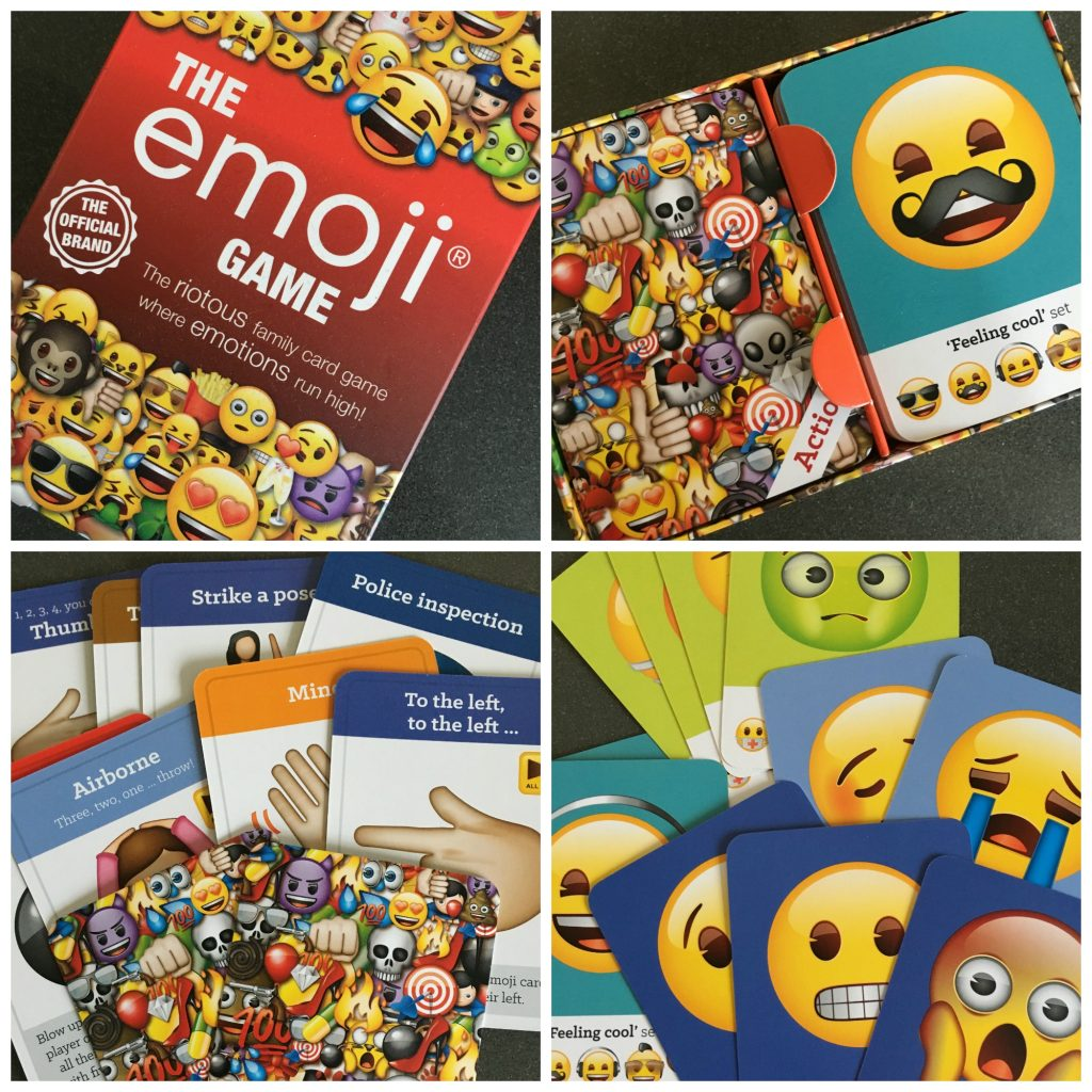 The Emoji Game, The Emoji Game review, Ginger Fox Games Club