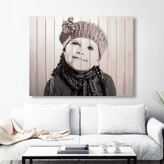 Photo on wood from Hello Canvas