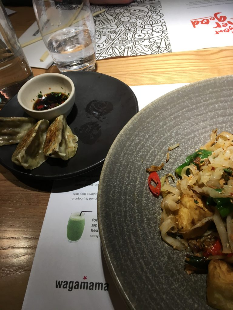 Wagamama, Pad thai, Noodles, 365