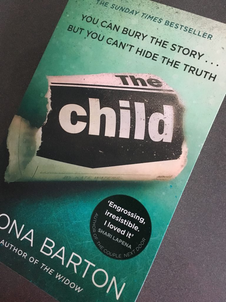 The Child, Fiona Barton, The Child by Fiona Barton, Book review