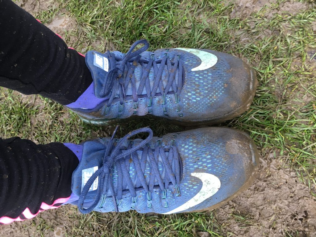 Parkrun, Trainers, Mud, 365