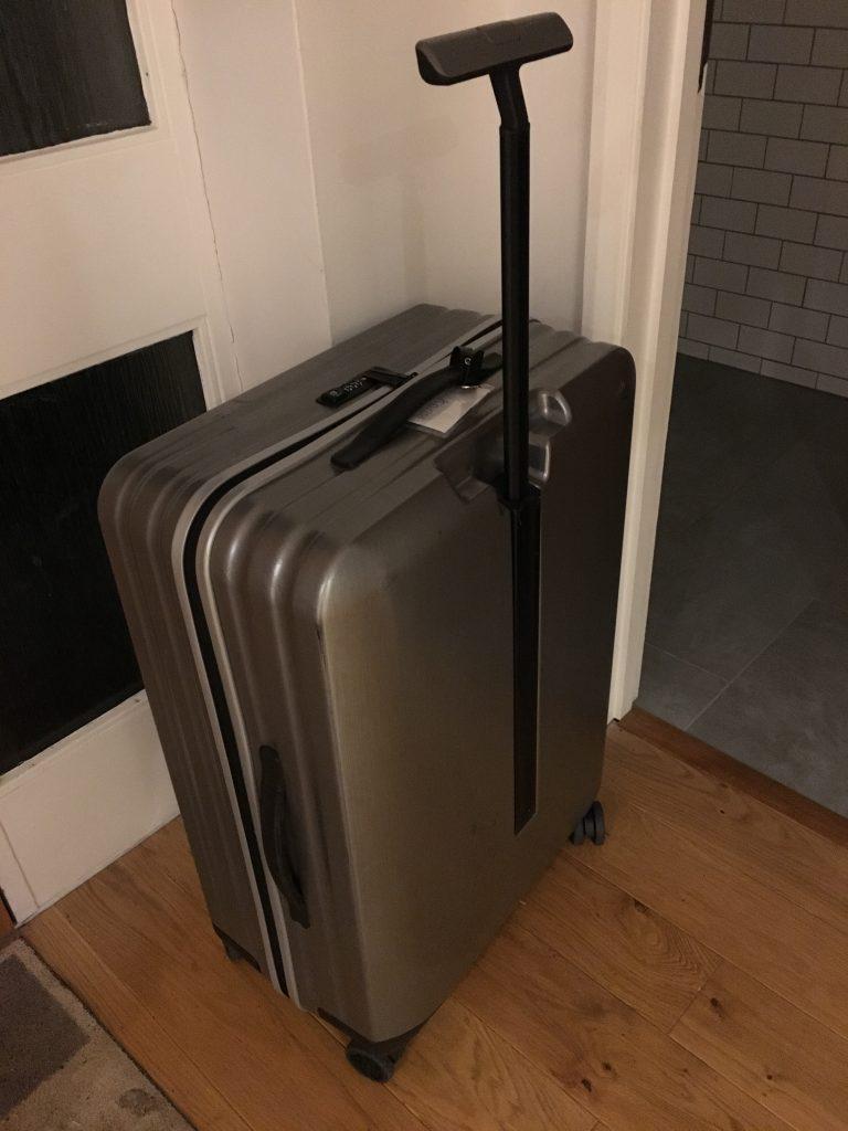 Suitcase, Son, German exchange, 365