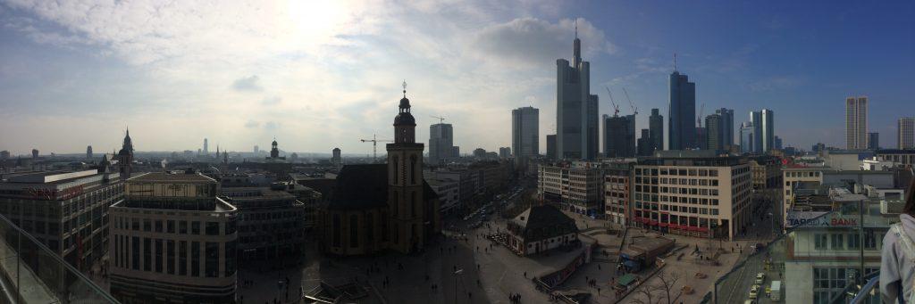Frankfurt, Germany, German exchange, 365
