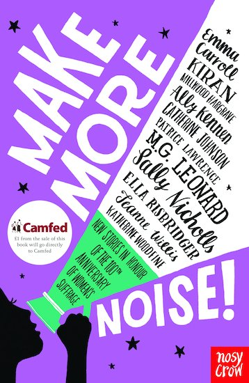 Make More Noise, Giveaway, Books for tweens, Scholastic Book Club giveaway