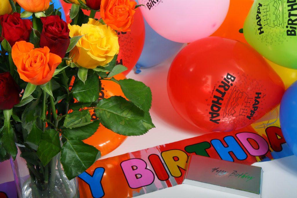 Birthday, Daughter, The birthday control freak, 12th birthday