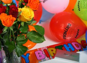 The birthday control freak