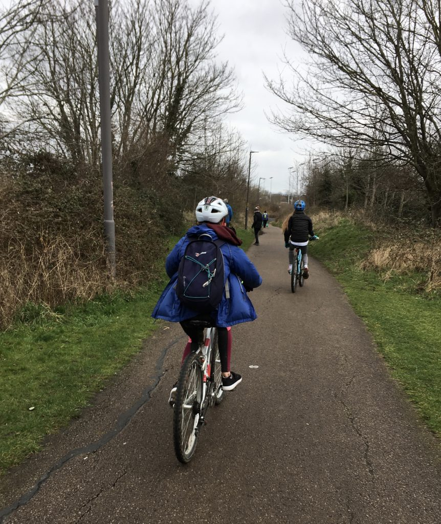 Triathlon, Sport Relief, Cycling, Daughter, Friends, 365, The stressful weekend