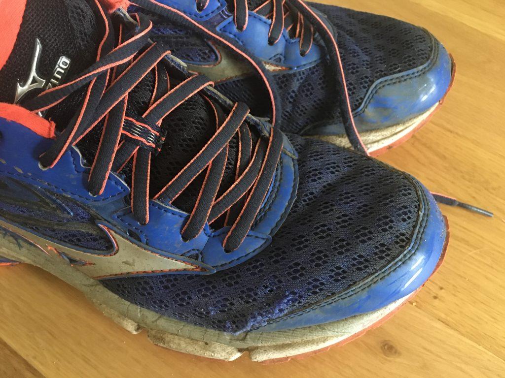 Trainers, Running, Old trainers, Half marathon training, 365