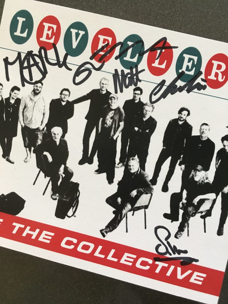 Levellers, Music, CD, Accoustic, We the Collective, Signed CD, 365