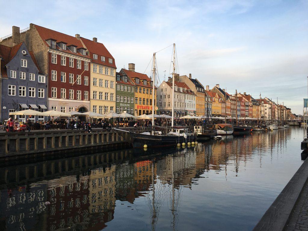 Copenhagen, Denmark, Reflection, 365