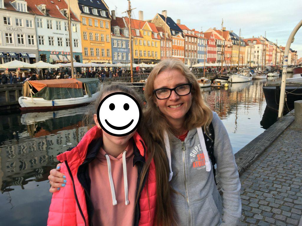 The Danish Climate, Copenhagen, Denmark, Daughter
