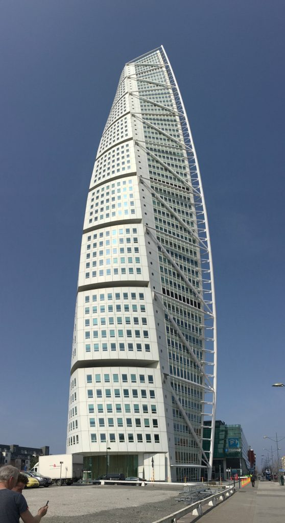 Turning Torso, Malmo, Sweden, My Sunday Photo, Silent Sunday