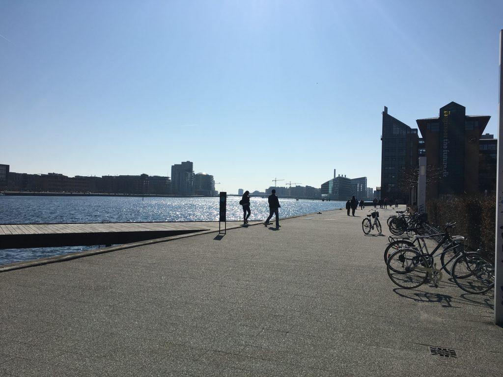 Copenhagen, River, Cycling, 365