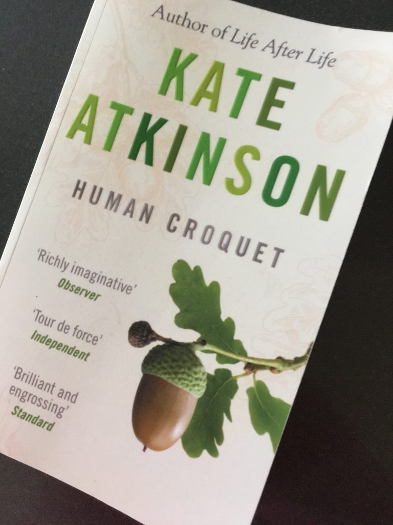 Human Croquet, Human Croquet review, Kate Atkinson, Book review, Human Croquet by Kate Atkinson