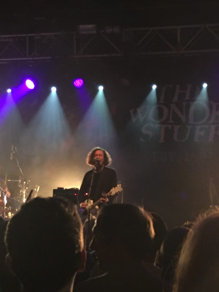 Wonder Stuff, Concert, Gig, Live music, Bristol, Ned's Atomic Dustbin Wonder Stuff and not growing old