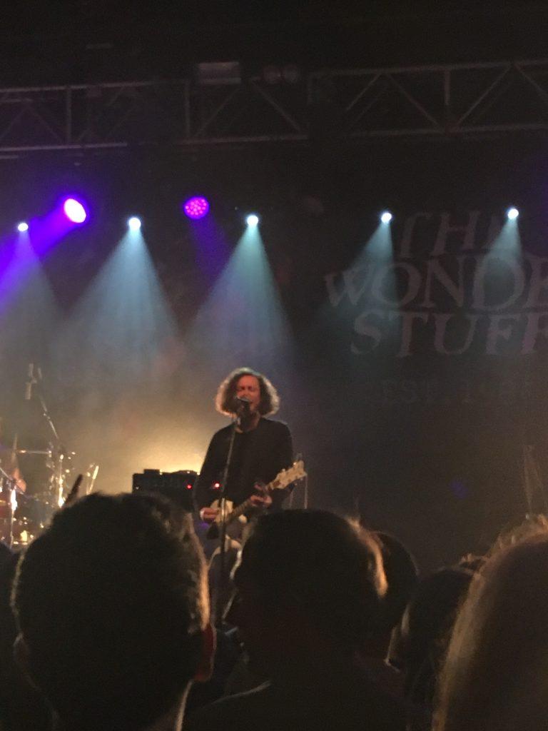 Wonder Stuff, Concert, Gig, Live music, Bristol, Ned's Atomic Dustbin Wonder Stuff and not growing old
