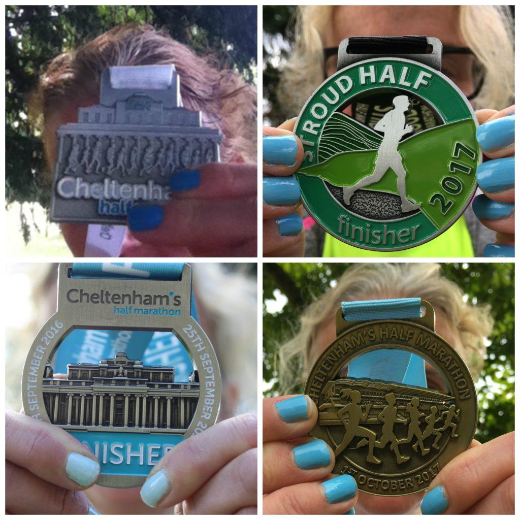 Half marathons, Medals, Tewkesbury half marathon, Tewkesbury half marathon - to run or not to run?