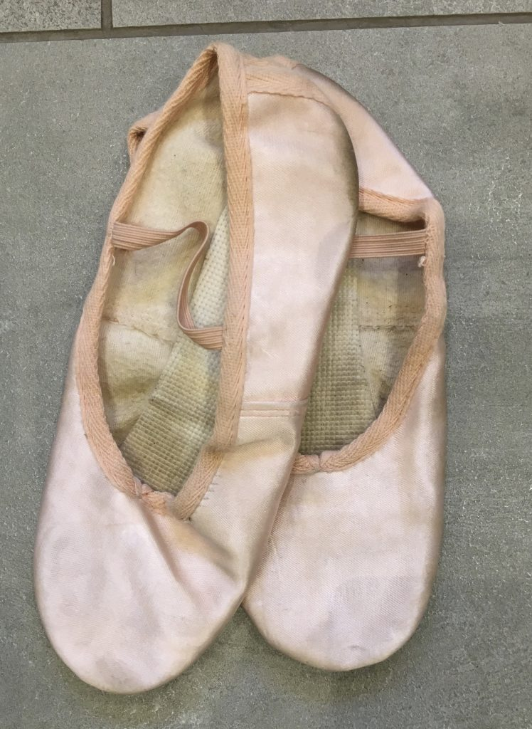 Ballet shoes, Daughter, Audition, Ballet, 365, The Royal Ballet Elmhurst and rejection
