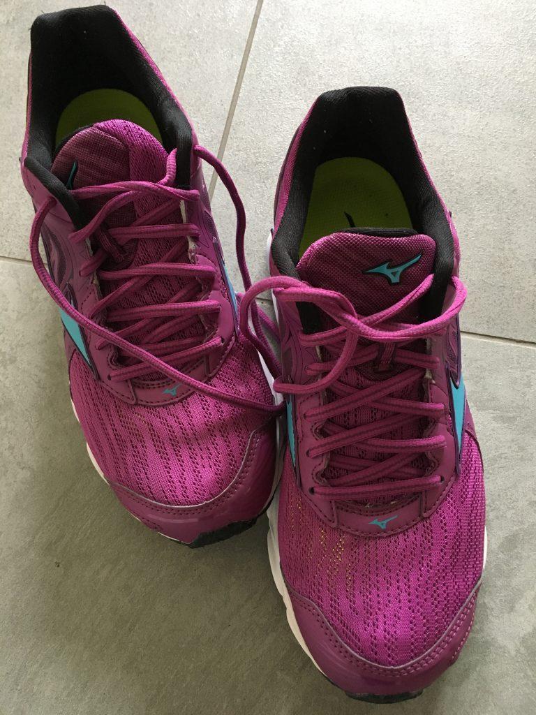 Trainers, Running, New trainers, 365, Tewkesbury half marathon trainers trouble