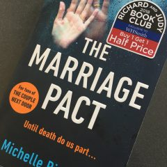 The Marriage Pact by Michelle Redmond