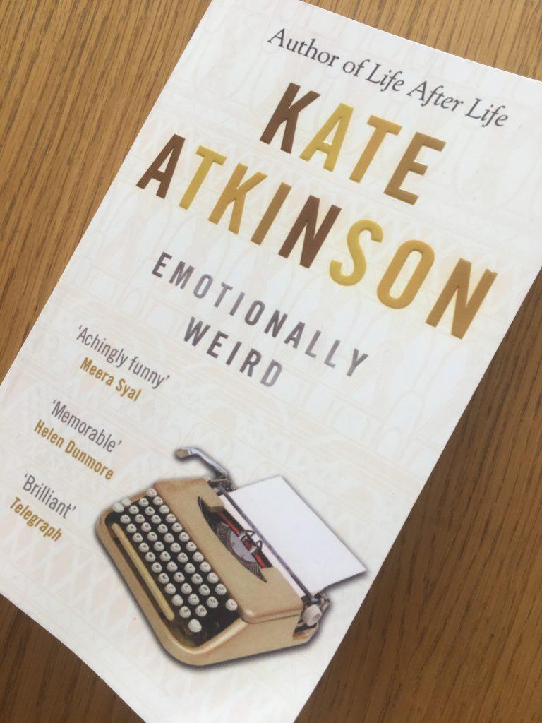 Emotionally Weird, Kate Atkinson, Emotionally Weird by Kate Atkinson, Book review