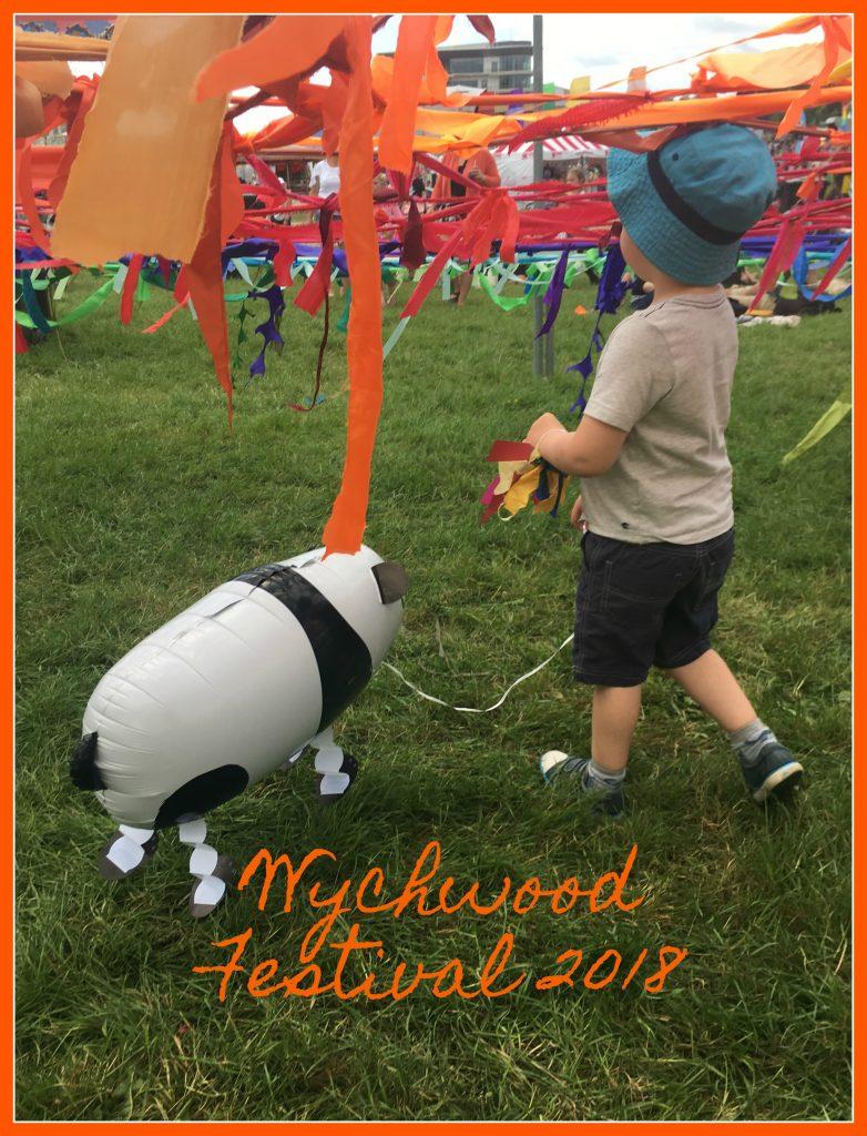 Wychwood Festival, Toddler, Family festival