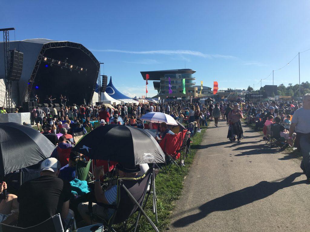 Wychwood Festival, Cheltenham racecourse, Silent Sunday, My Sunday Photo