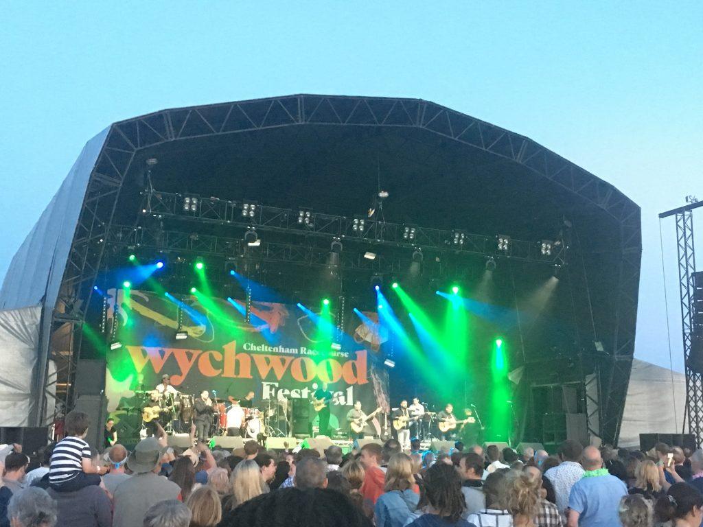 Gipsy Kings, Wychwood Festival, Cheltenham racecourse