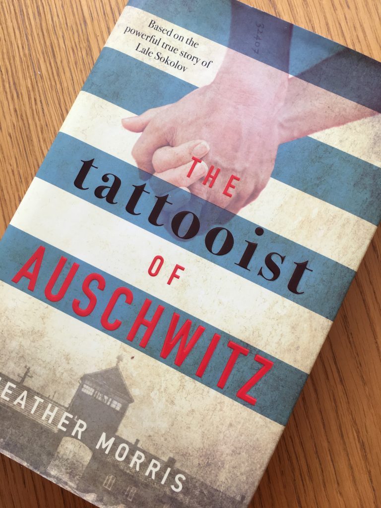 The Tattooist of Auschwitz, The Tattooist of Auschwitz by Heather Morris, Heather Morris, Book review