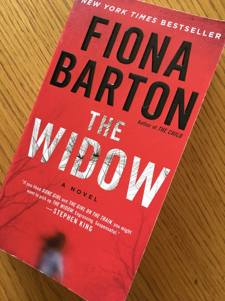 The Widow by Fiona Barton, Book review, The Widow, Fiona Barton