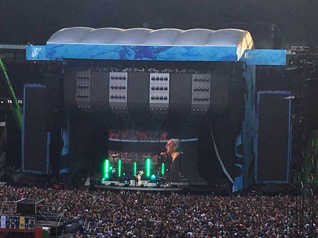 Anne-Marie, Ed Sheeran, Wembley, The Ed Sheeran concert