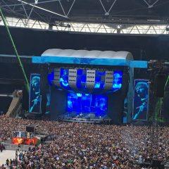 The Ed Sheeran concert