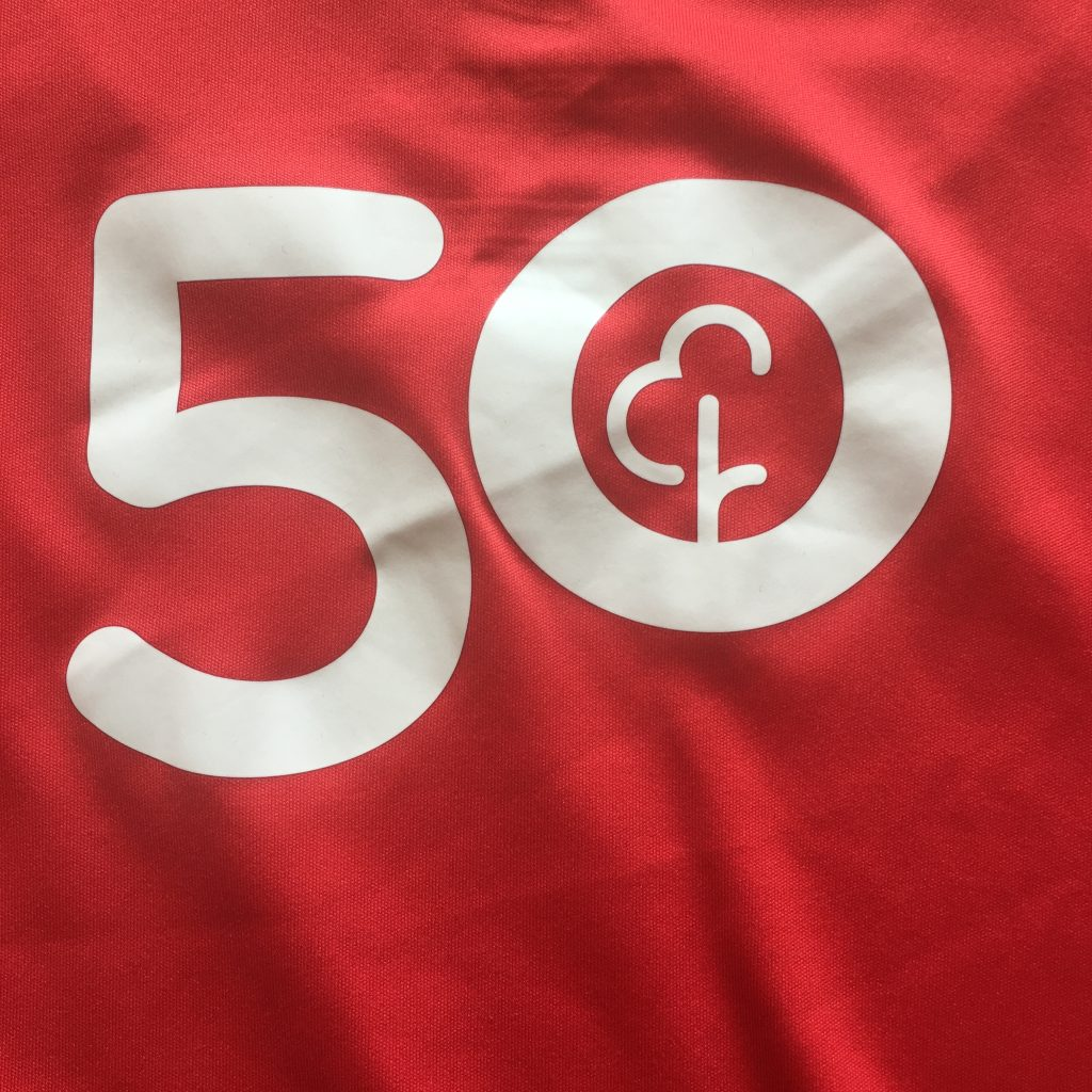 50th parkrun, parkrun milestone, my dad's 50th parkrun