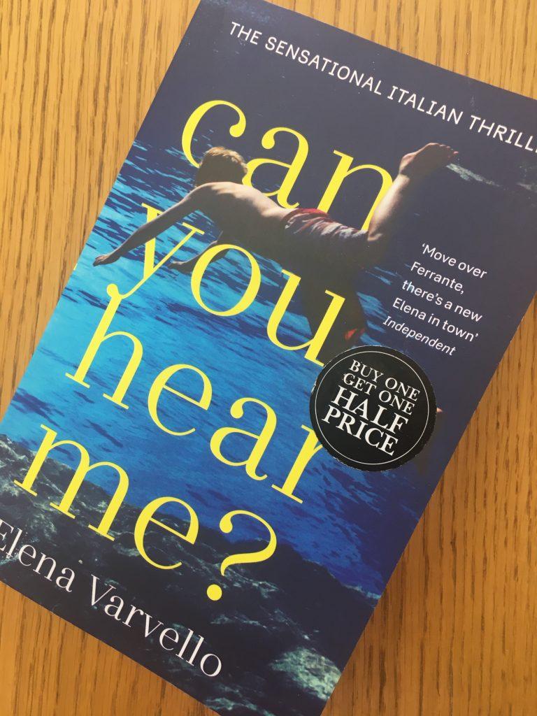 Can you hear me? Elena Varvello, Can you hear me? by Elena Varvello, Book review