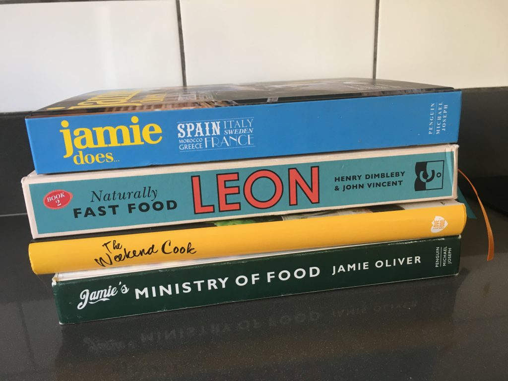 recipe books, recipes, cooking, baking, my daughter and healthy eating how are we getting on?