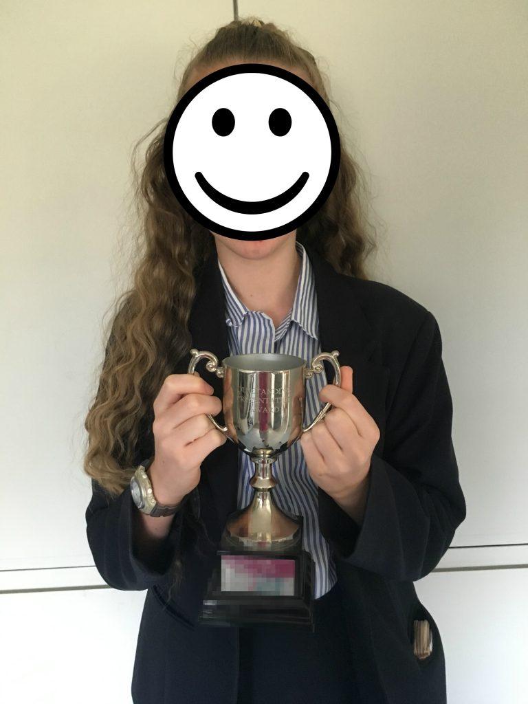 Daughter, School, Trophy, 365