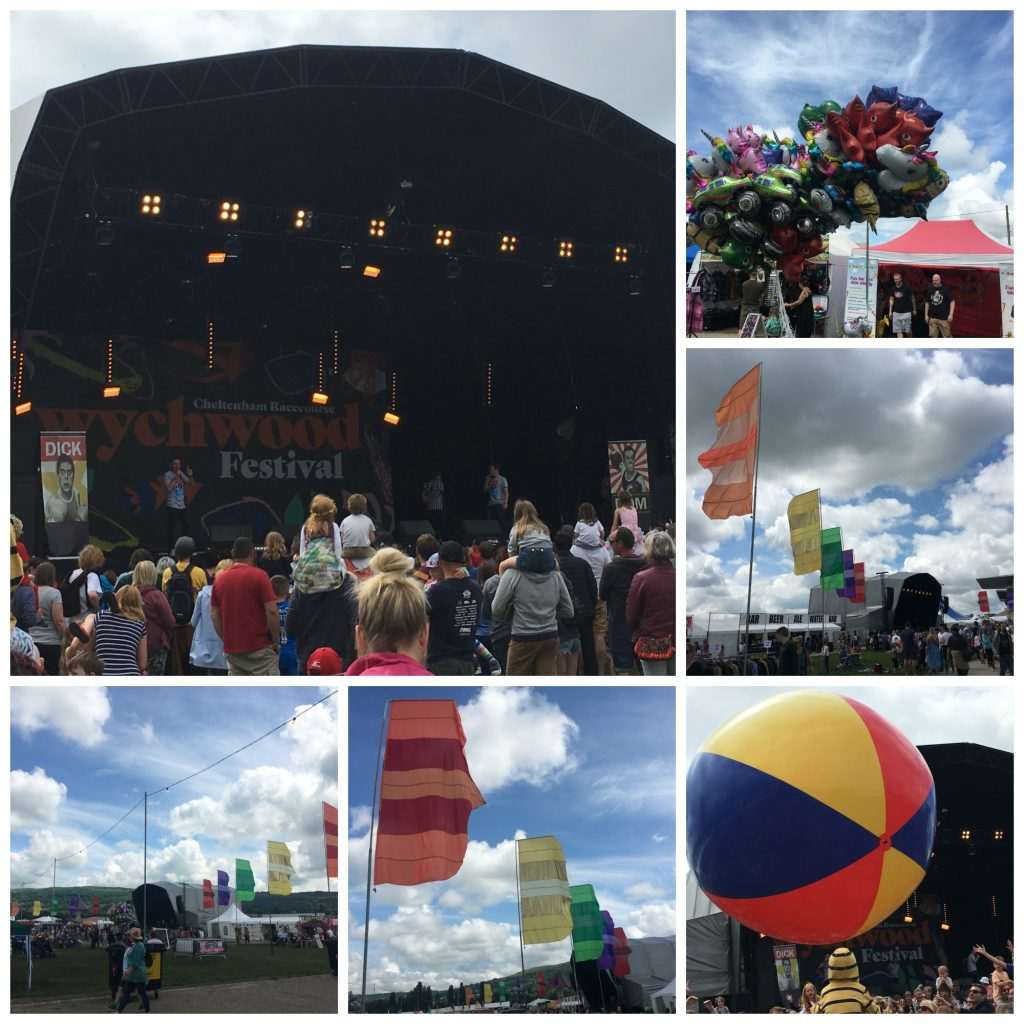 Wychwood Festival, Family festival, Cheltenham, Dick & Dom